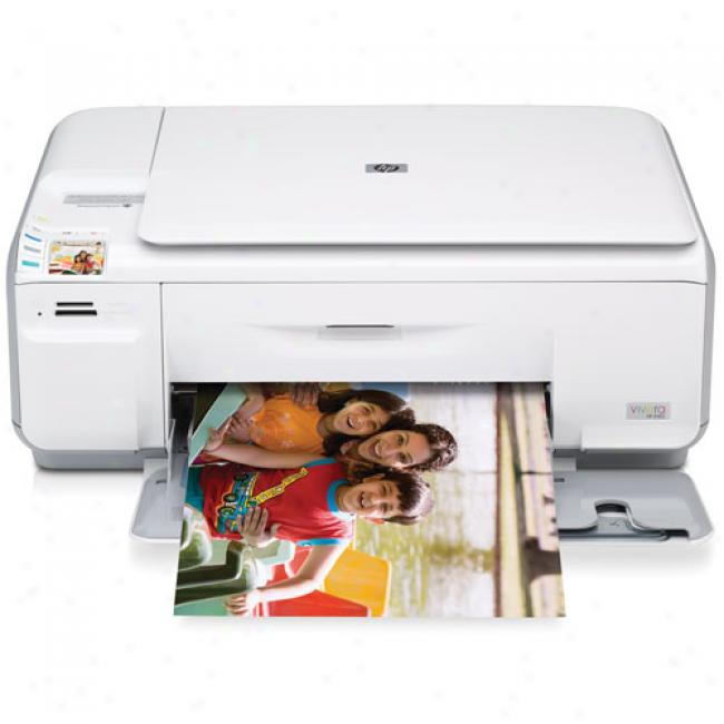 Hp Photosmart C4440 All-in-one Printer, Copier & Scanner