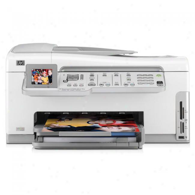 Hp Photosmart C7280 Multifunction Photo Printer
