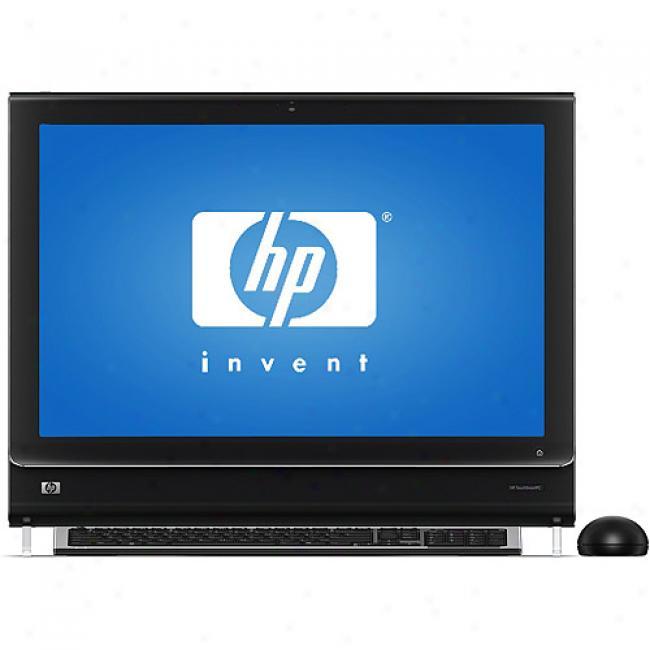 Hp Touchsmart Iq5244 Desktop Pc W/ 22