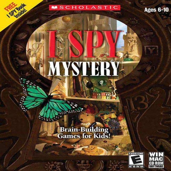 I Spy Mystery (pc)