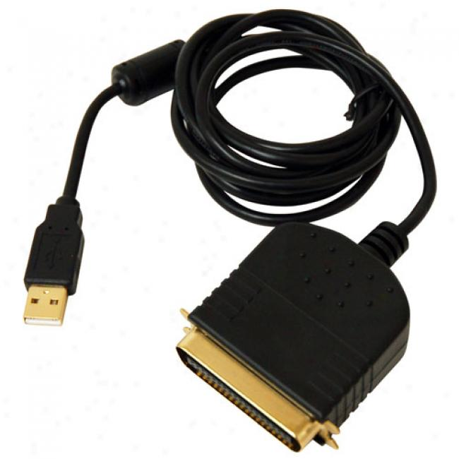 Iconcepts Usb To Parallel 6 'Cable