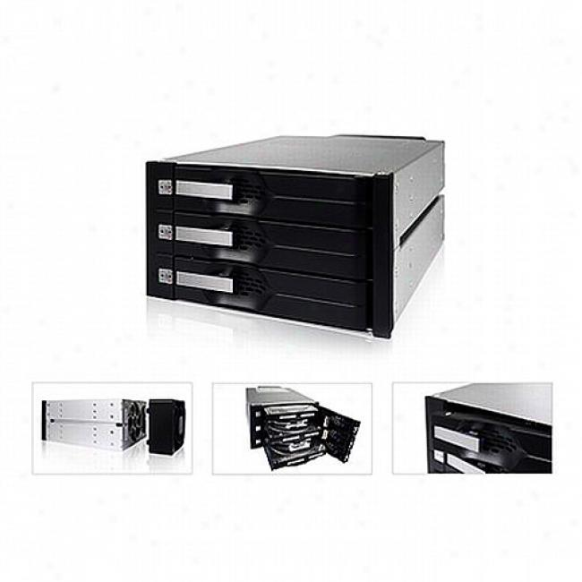 Cold Curtail Tray-less 3-in-2 Sata I & Ii Hard Drive Enclosure