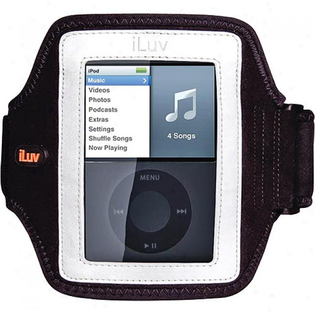 Iluv Armband With Reflector For Ipod Nano 3g
