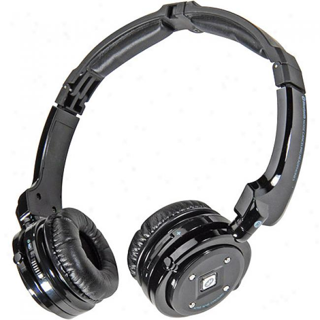 Iluv Bluetooth Noise Cancelling Stereo Headphones