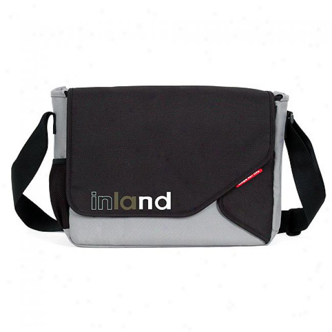 Inland Notebook Messenger Bag