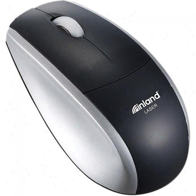 Inland U-navigator Usb Laser Mouse
