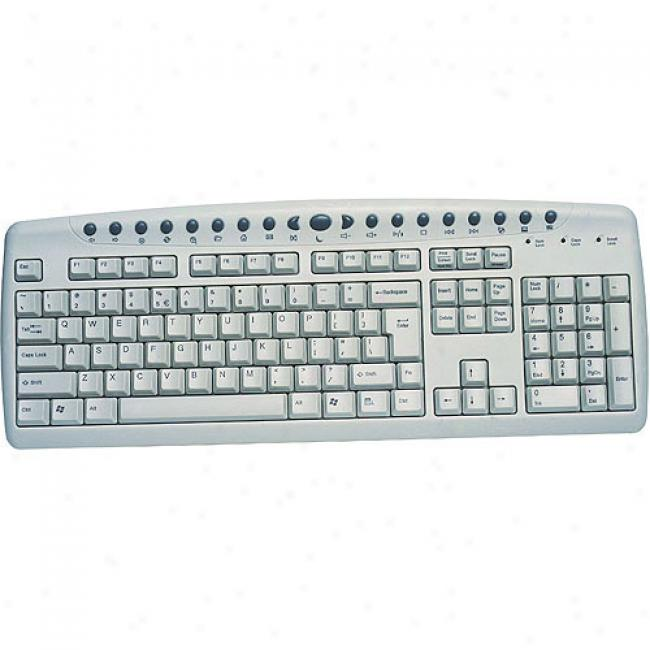 Inland U-touch Usb Multimedia Keyboard