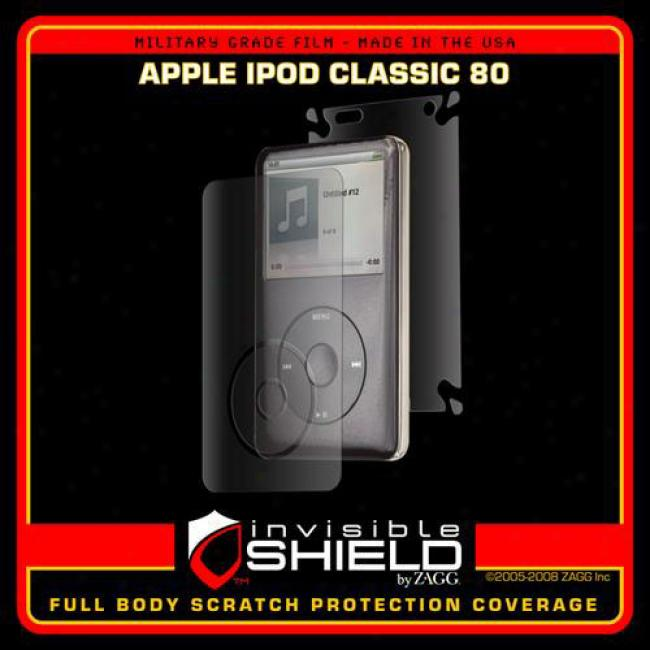 Infisibleshield For The Apple Ipod Classic 80