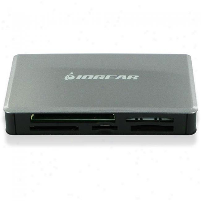 Iogear 56-in-1 Usb Pocket Card Reader An Writer