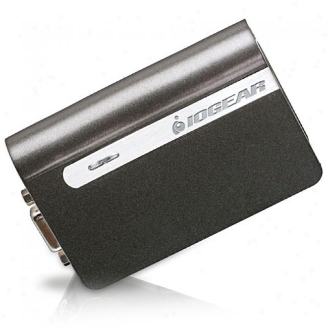 Iogear Guc2015v Usb 2.0 External Video Card