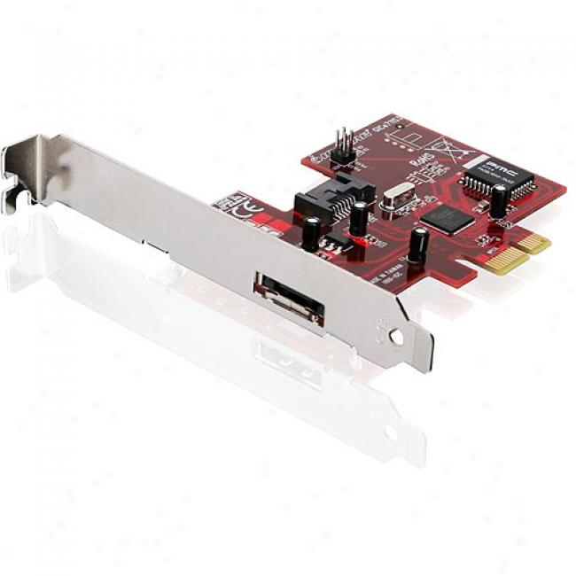 Iogear Sata 2 Port3.0gbps Dual Profile Pci-express Adapter Card