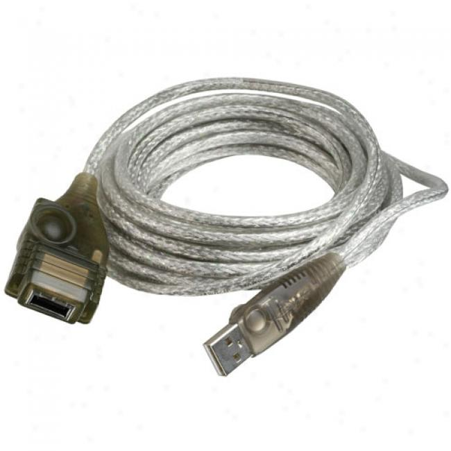Iogear Usb Booster Expansion Cable, G2lub16