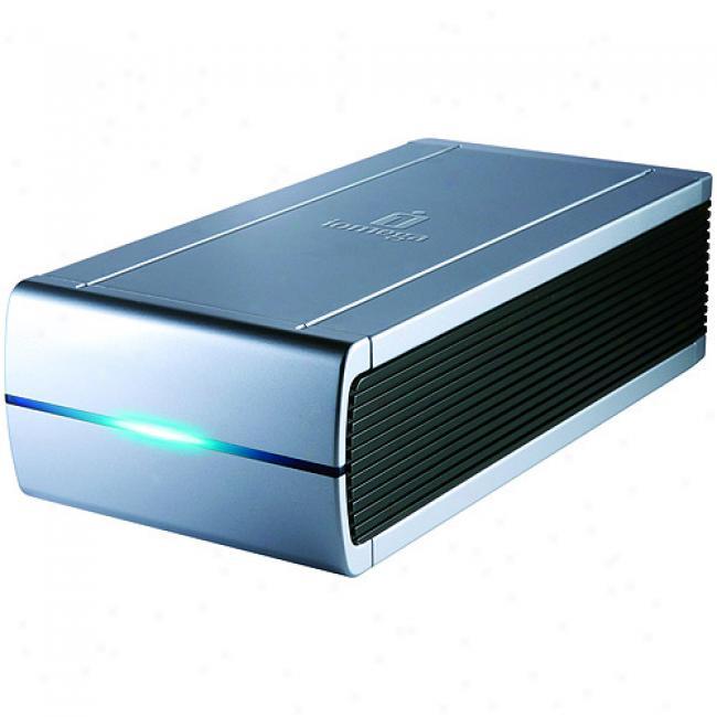 Iomega 2.0tb Usb 2.0 Desktop External Hard Drive