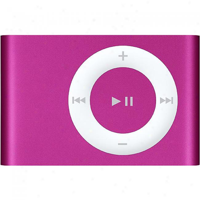 Ipod 2gb Shuffle, Pink