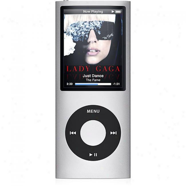Ipod 8gb Nano, Silver 4g