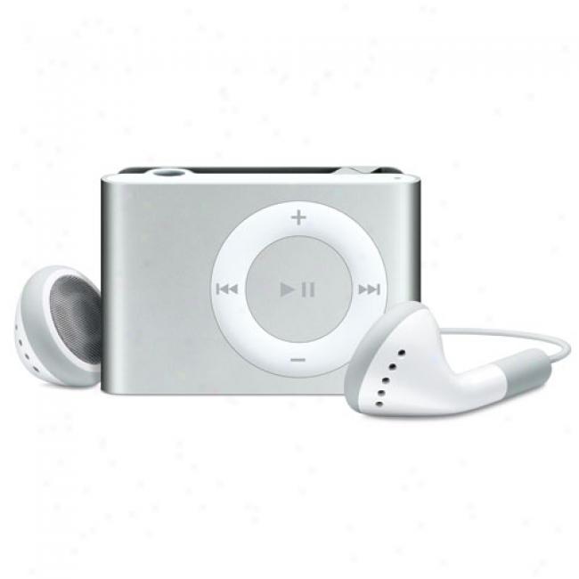Ipod Shuffle 1gb, Silver