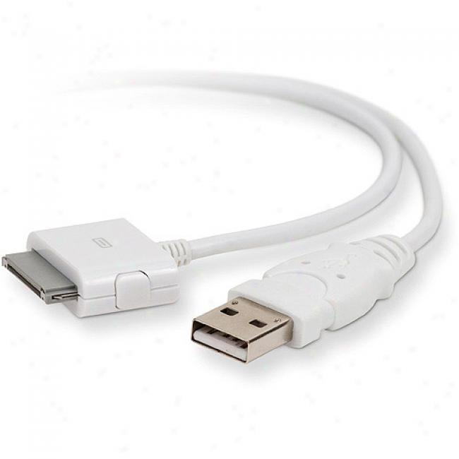 Ipod/iphone Usb Cable, 6'