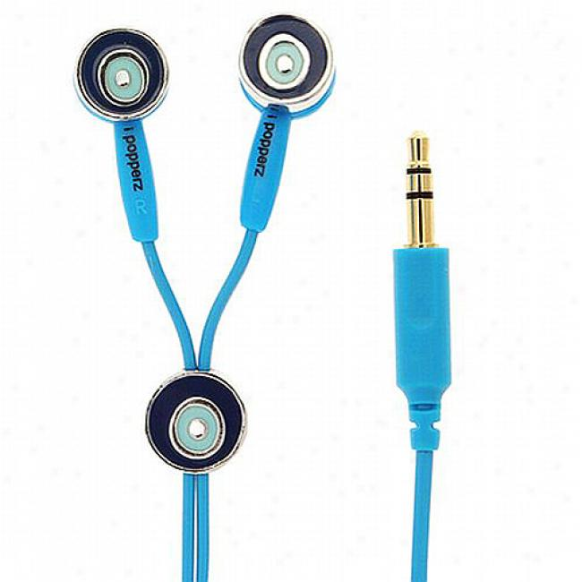Ipopperz Evil Eye Earbud Headphones
