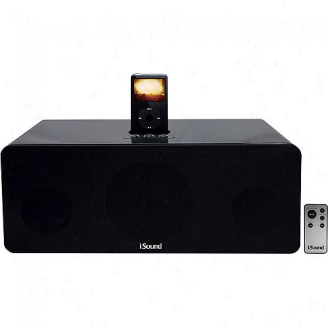 I.sound In Concert Speaker Systek For Ipod