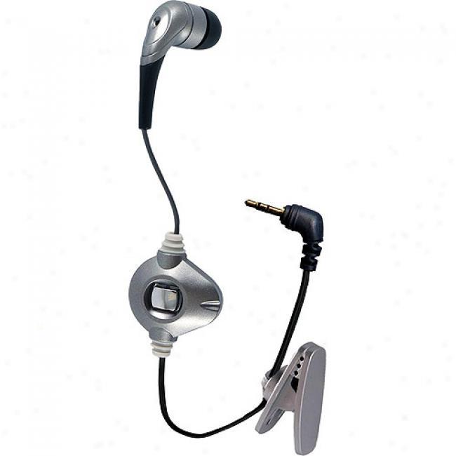 Jasco Hands-free In--ear Earset