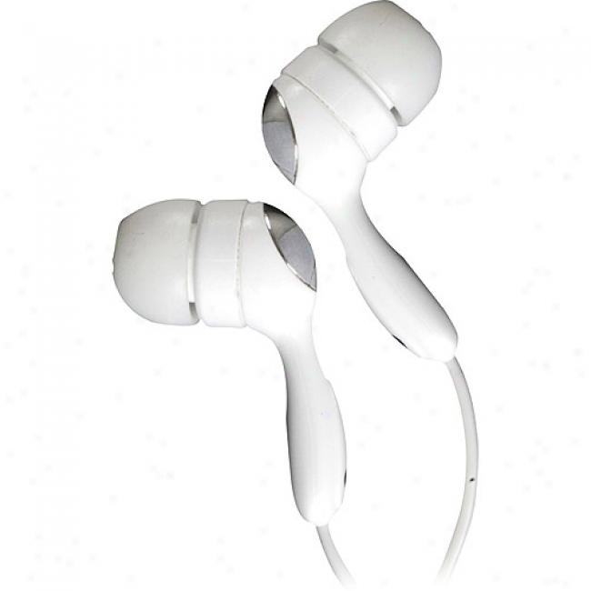 Jasco In-ear Earphones