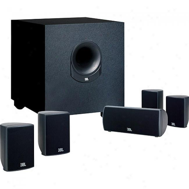 Jbl 51.-channel Surround Cinema Chairman System