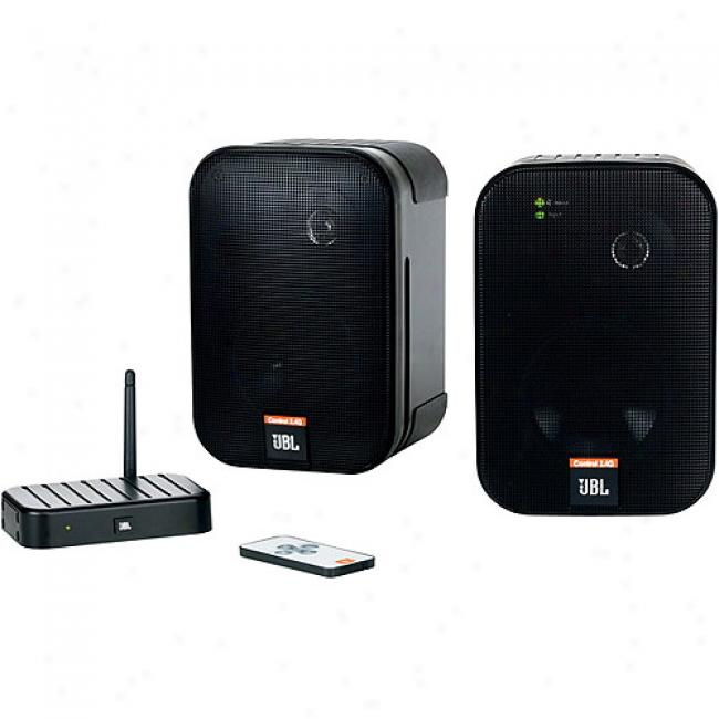 Jbl On Air Control 2.4ghz Wireless Speaker System