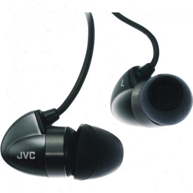 Jvc Bi-metal Headphones, Murky