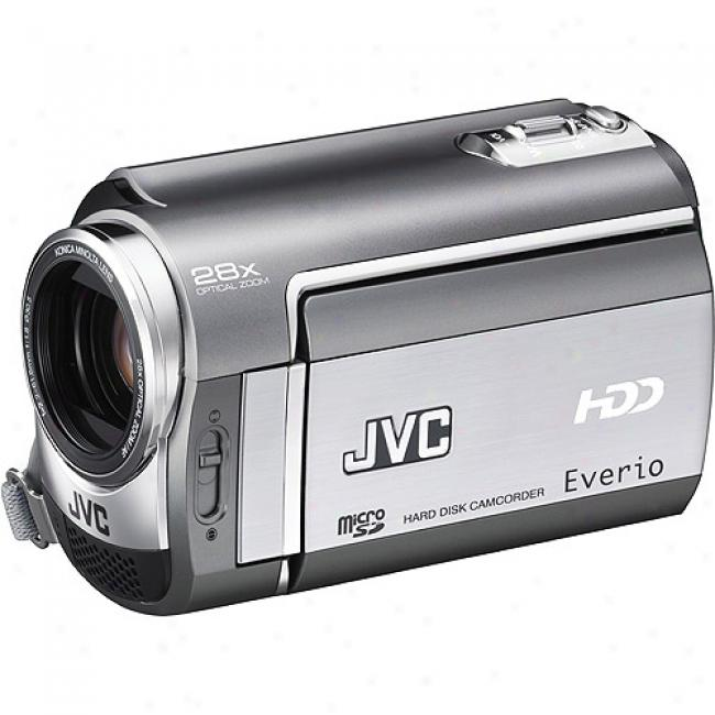 Jvc Everio Gz-mg230 ~ 30gb Hard Disk Drive (hdd) Camcorder, 28x Optical Zoom, 2.7