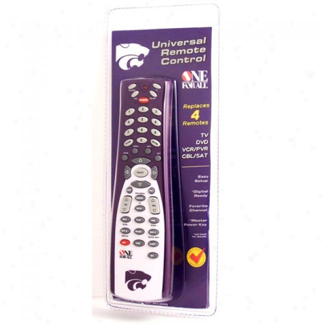 Kansas State Universal Remote Control