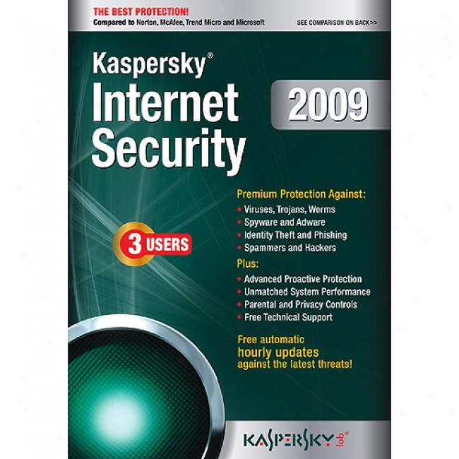 Kaspersky Internet Security 2009 (pc)