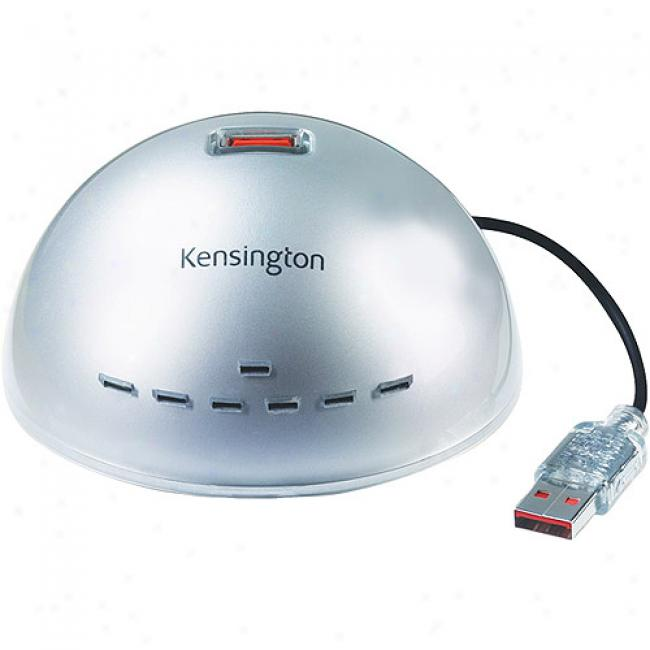 Kensington 7-port Usb 2.0 Domehub