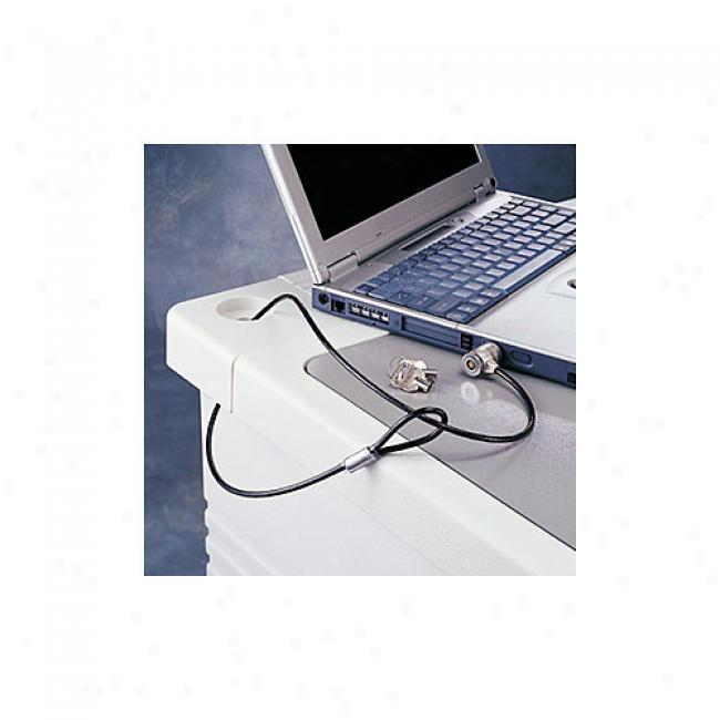 Kensington Notebook Master Lock & Cable