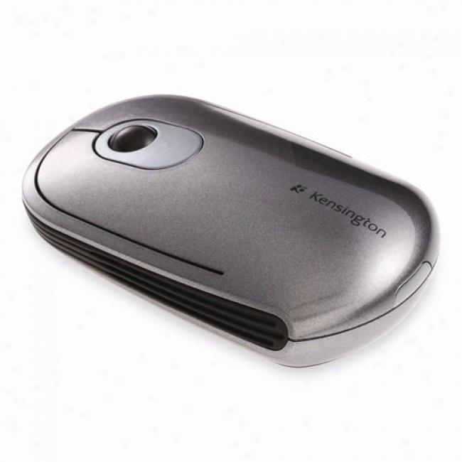 Kensington Slimblade Trackball Mouse -graphite