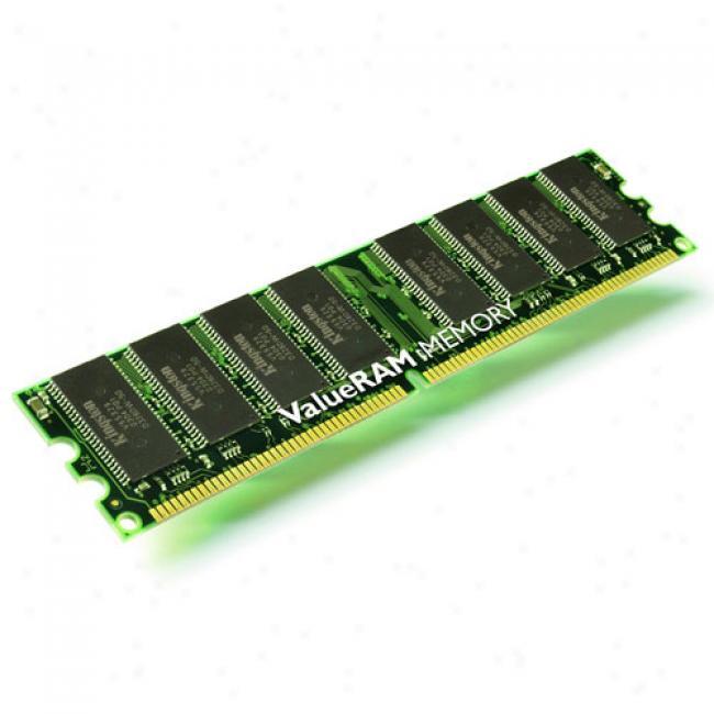 Kingston 1gb Ddr Pc-3200 400mhz Ddr 184 Pin Desktop Memory Moduld