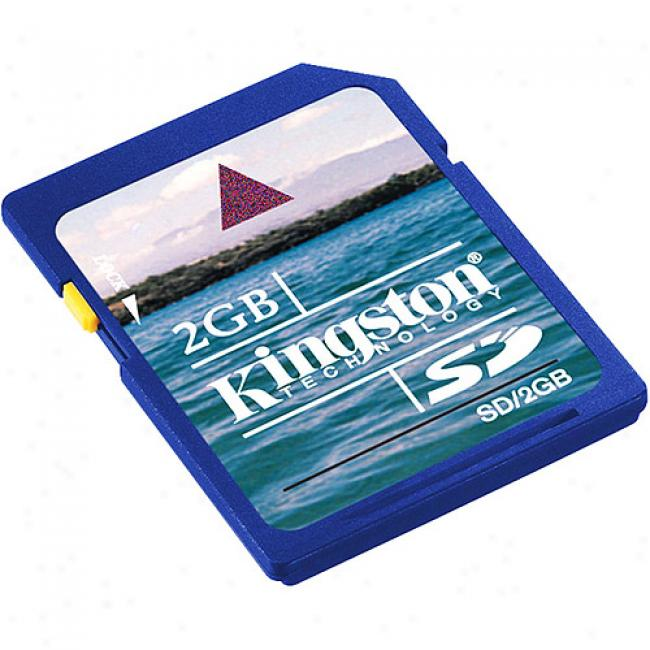 Kingston 2gb Sd Memory Card