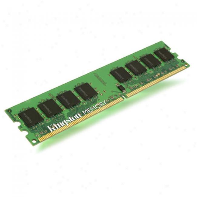 Kingston 512mb Ddr2 667mhz Memory Module, Non-ecc
