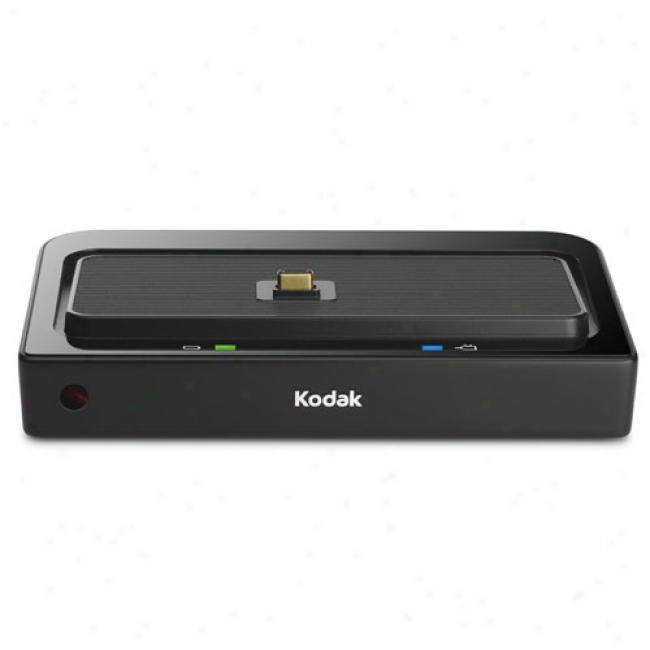 Kodak Easyshare Hdtv Camera Dock For Z1275, Z1285, Z812 Is