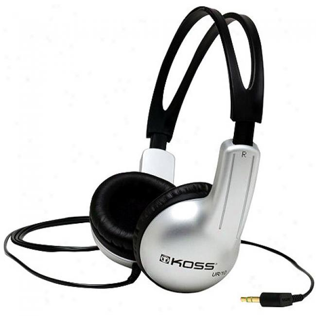 Koss Closed-ear Design Headphones