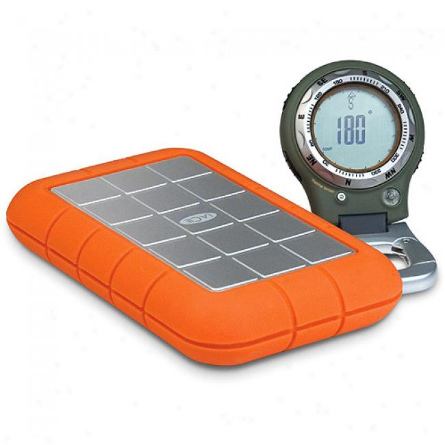 Lacie 500gb Rugged 2.5