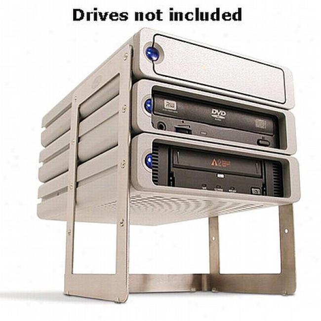Lacie Desk Rack For D2 Hard Drives