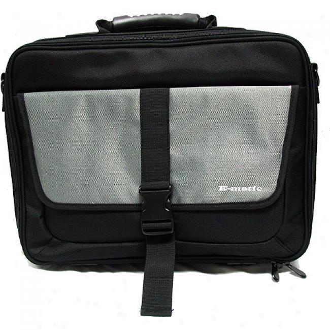 Laptop Messenger Bag For 15.4