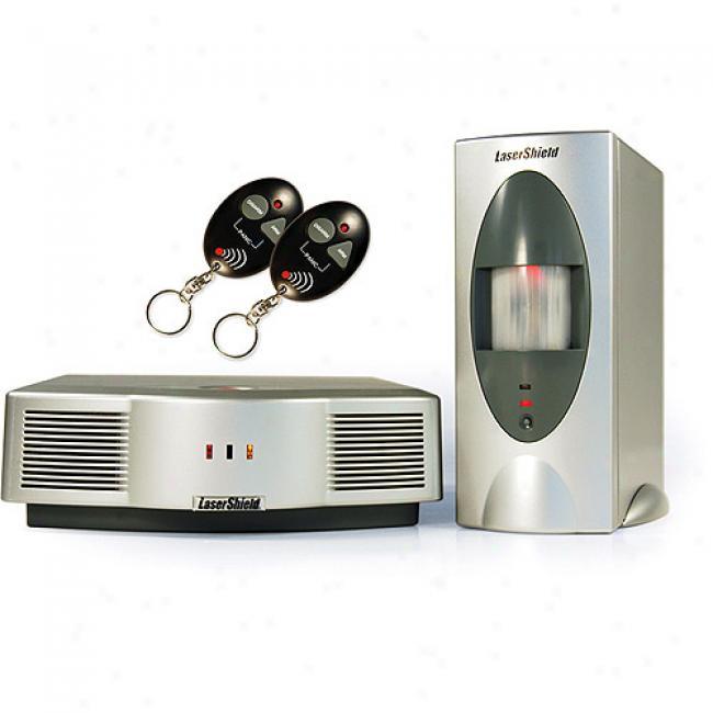 Lasershield Burglar Alarm System