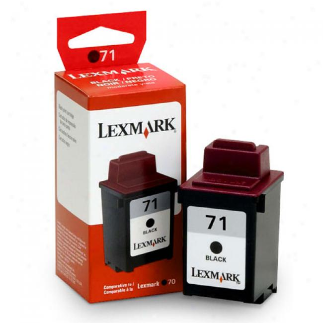 Lexmark Murky Ink Jet Cattridge 15m2971