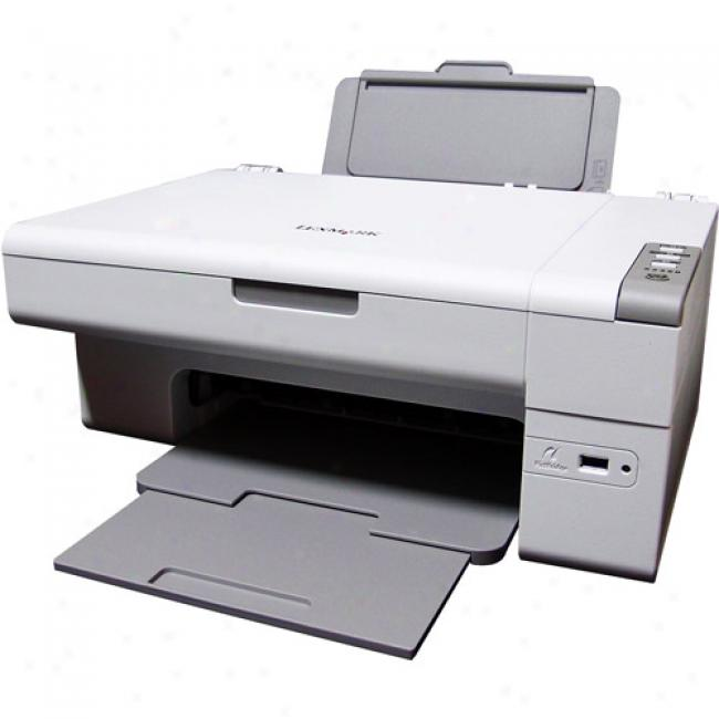 Lexmark X2480 All-in-one Color Printer