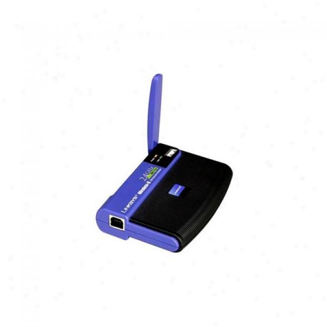 Linksys Wiireless-g Usb Network Adapter