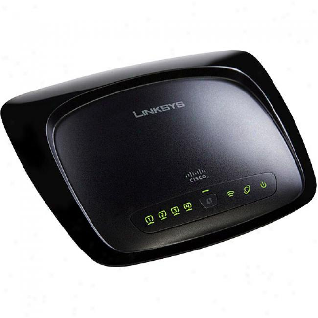 Linksys Wrt54g2 Wireless-g Broadband Router