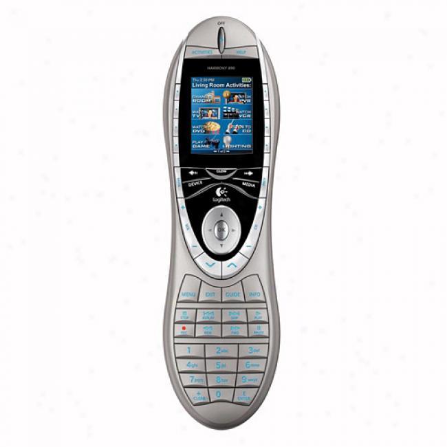 Logitech Hqrmony 890 Advanced Universal Remote
