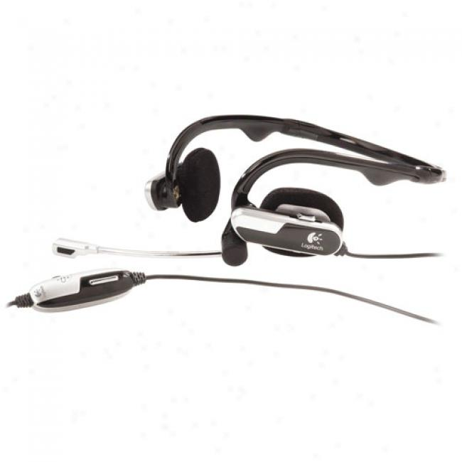 Logitech Premium Notebook Headset