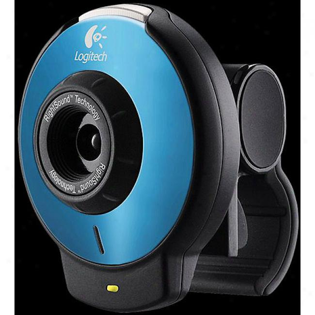Logitech Quick Cam For Notebooks Skyppe Compatible